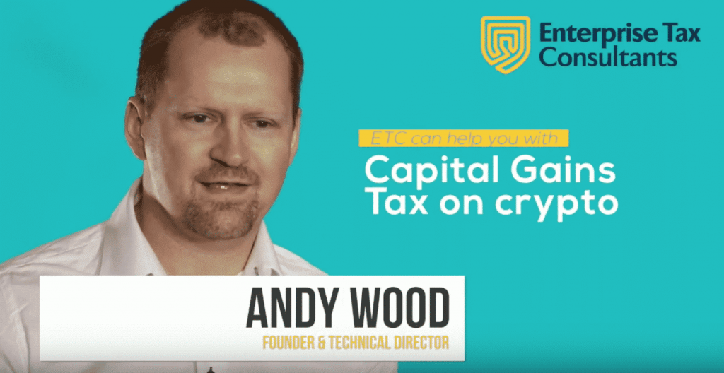 Capital gains tax on cryptocurrency activity