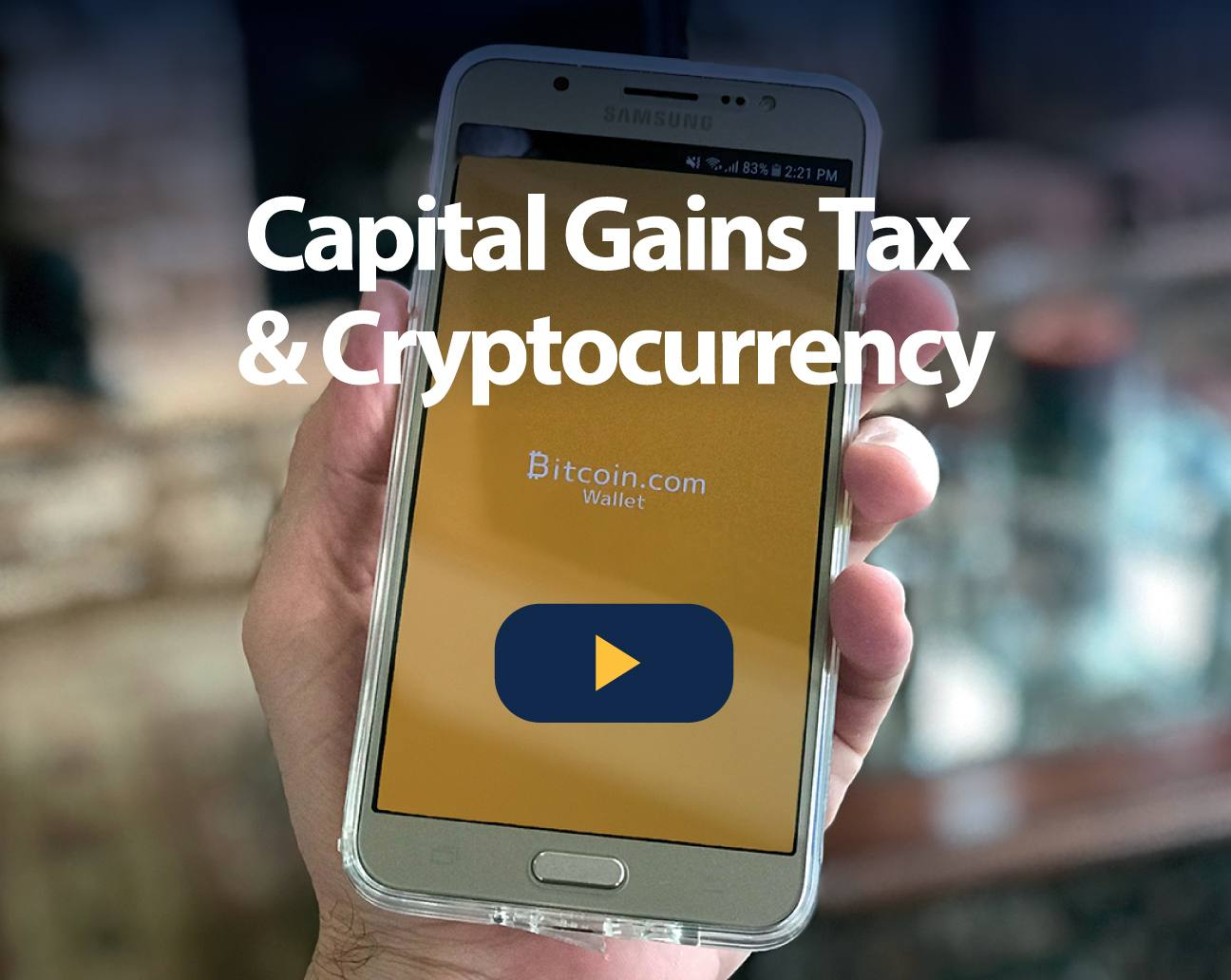 do i have to pay capital gains tax on cryptocurrency